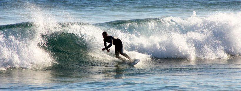 Haluilla surffaaminen