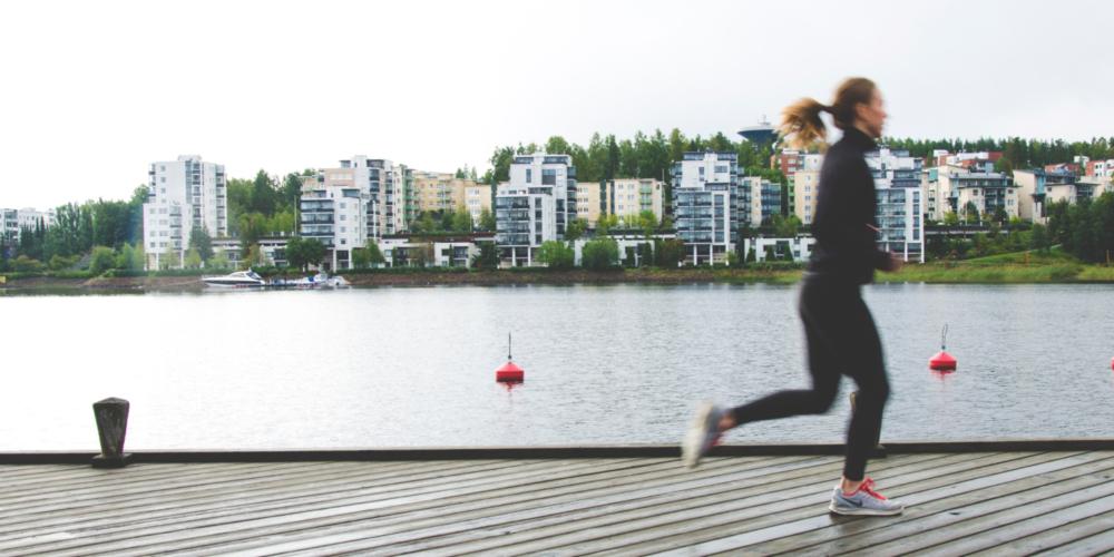 Miksi juoksijan kannattaa tehdä joogaa?